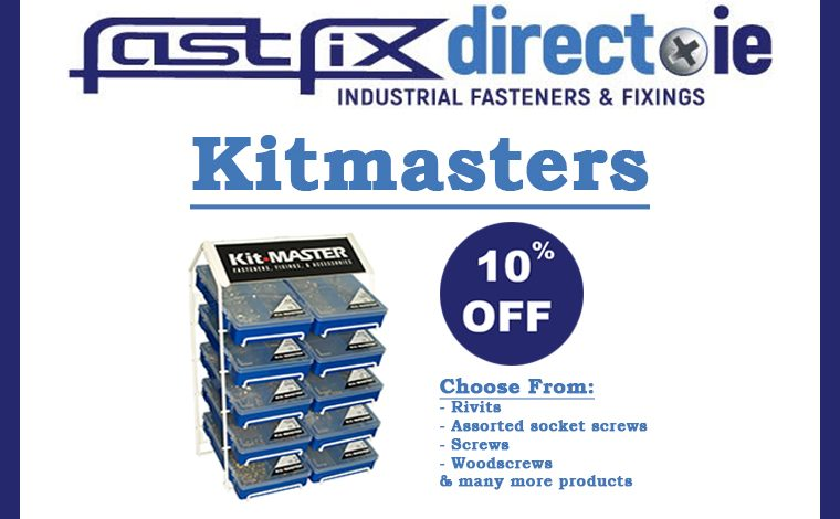 Kitmasters 10% off